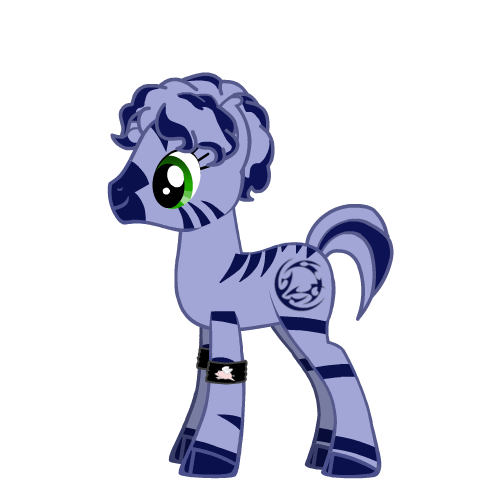 Ilraen a la Pony Creator