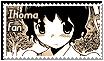 Ikoma stamp 2 by Sarushimi