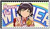 Ayumi stamp 6 by KurohPrince