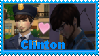 Clinton-Officer Whitlock Stamp by SasukayKun
