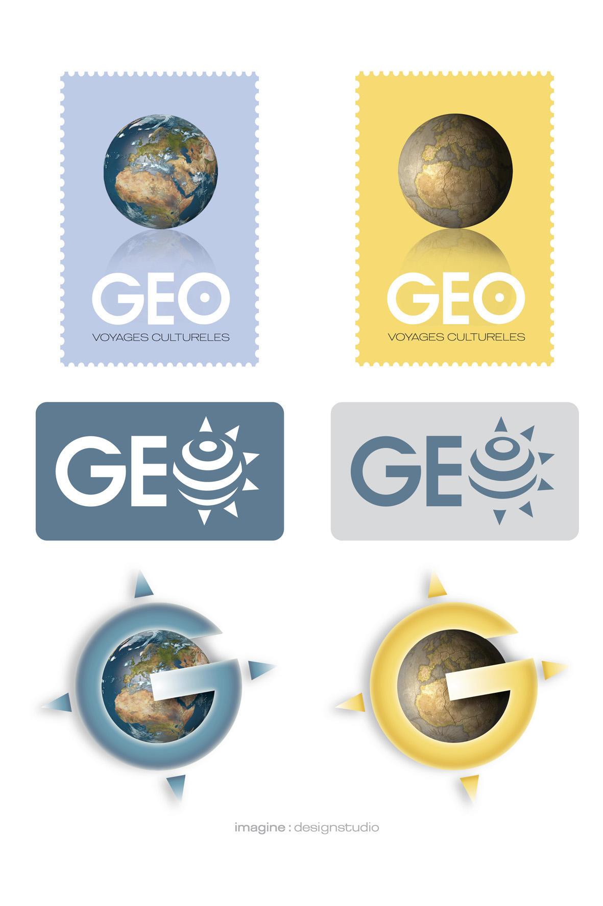 travel agency logo by ...