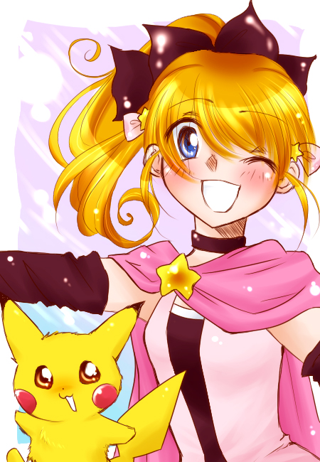Pokemon MagicalJourney - Hazel by maia-7