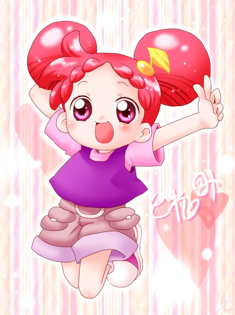 Ojamajo Doremi - Sora Made Jumping by maia-7