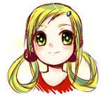 Ojamajo Doremi - Portrait of Momoko
