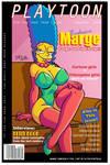 Playtoon - Marge Simpson