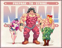 Prepare To Strike