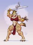 Konnie the Barbarian