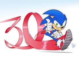 Sonic 30th
