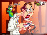 The Angry Video Game Nerd by eltonpot