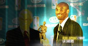 Kobe Bryant 2007-2008 MVP by shanikt