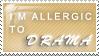Allergic to Drama by illuminara
