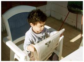 Children see Children do by Tibys