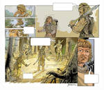 Comics page -Adventure