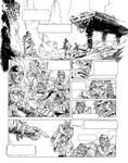 Comics page -SF