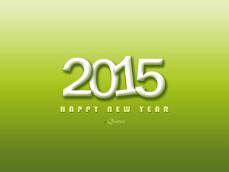 Happy New Year Wallpaper - enQuotes by enquotes