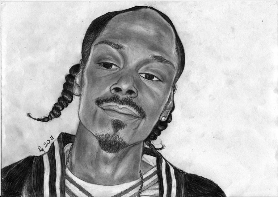 Snoop Dogg Portrait by danb13