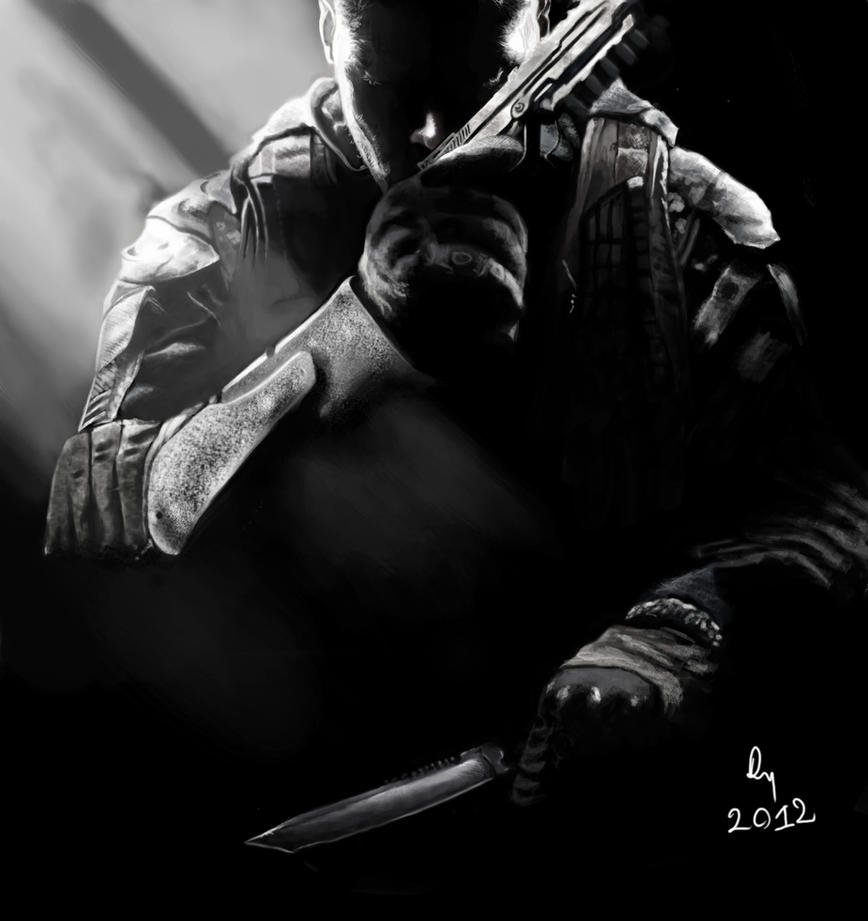 Call Of Duty Black Ops 2 Wallpaper: BLACK OPS 2 By Danb13 On DeviantArt