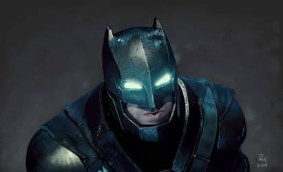 Batman v Superman | Batman Painting by danb13
