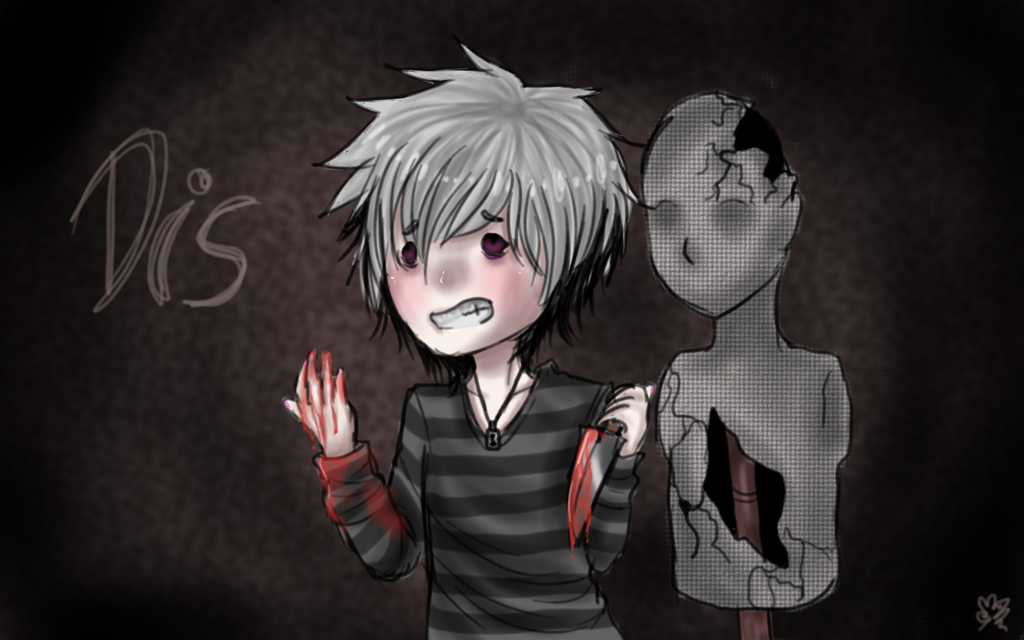 Disillusions Manga Horror : Dis by Mockany83