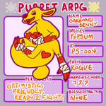 Purret ARPG: Oakboard Benny