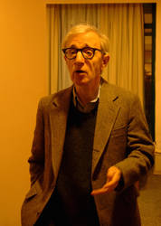 Woody Allen by photographer69