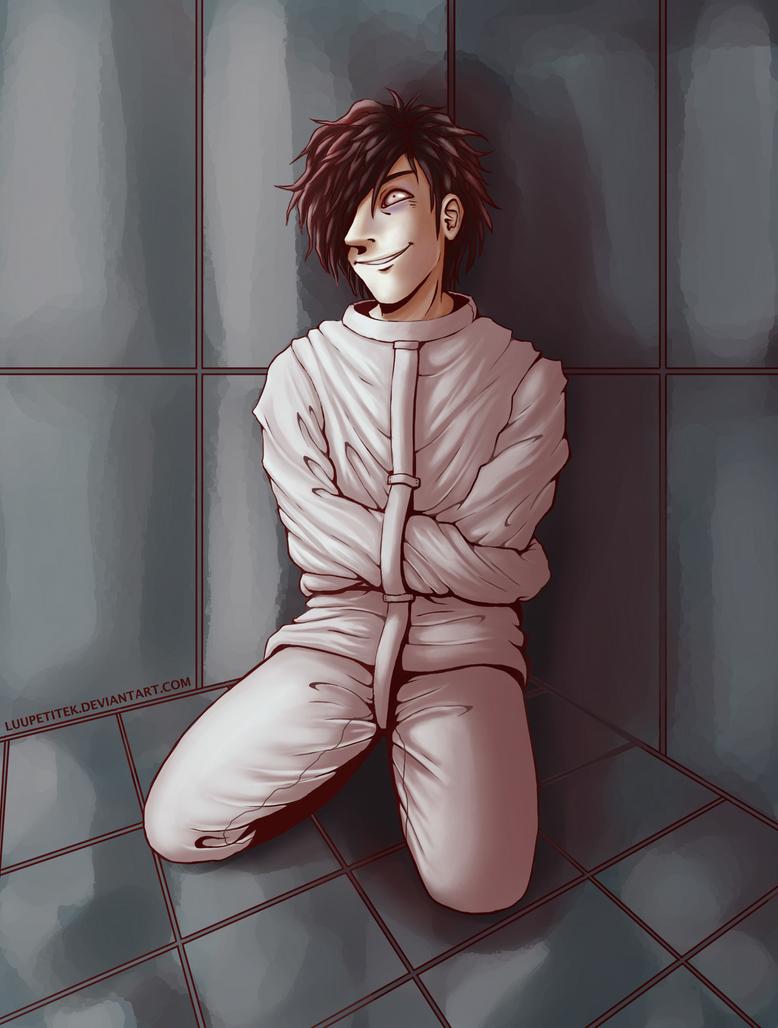 I'm not a psycho by LuuPetitek