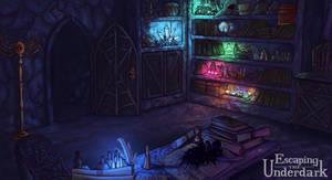 Vasdorl's room (ETU game)