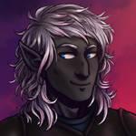 Rylas portrait (giveaway) by LuuPetitek