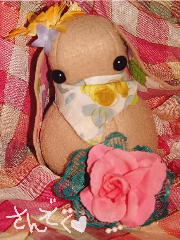 Spring Bandit Bunny by zekk