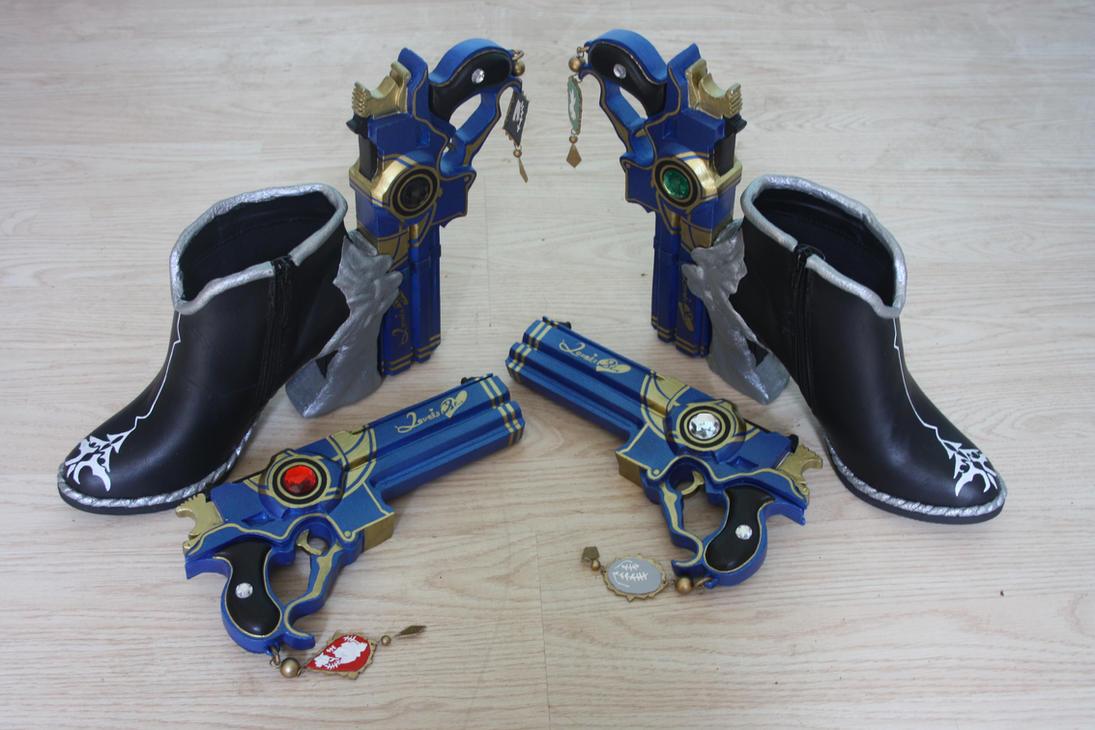 Bayonetta Shoes Buy