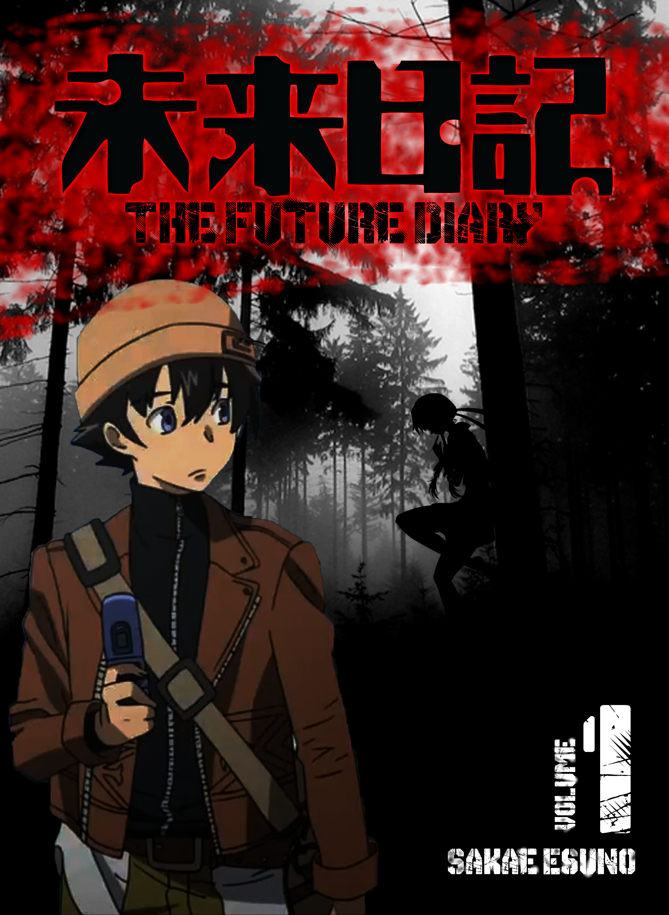 Future Diary Episode 4 Watch Online