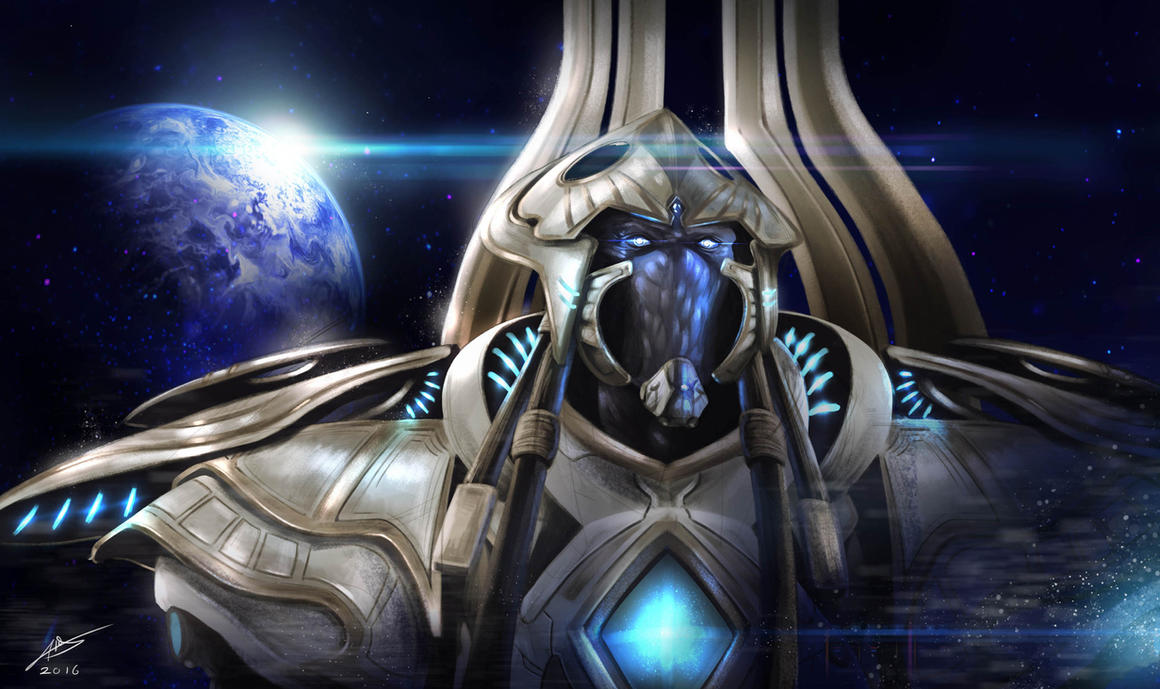 Artanis - Starcraft 2: Legacy of the Void by chuaenghan