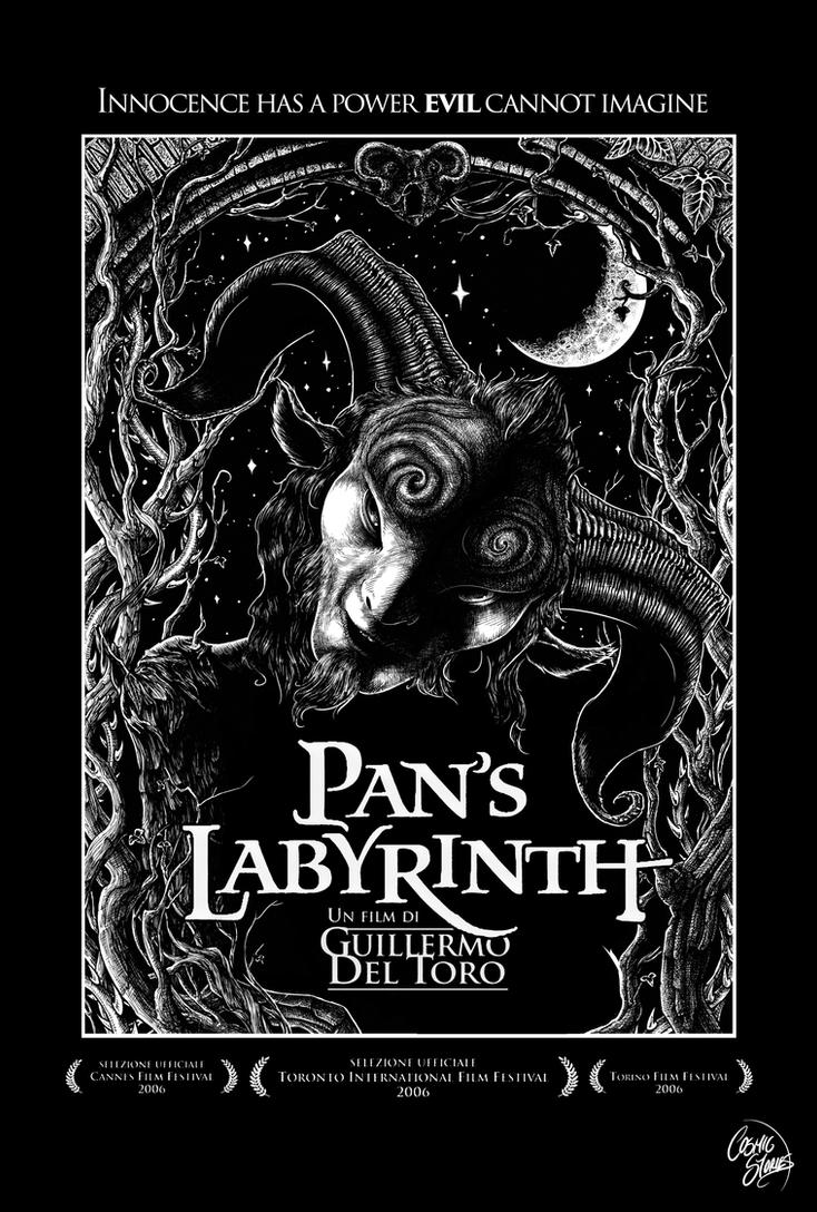 pan s labyrinth by cosmicstories on deviantart