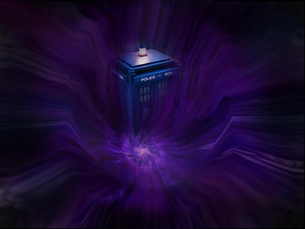 TARDIS by Darthkoolguy