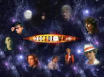 The Ten Faces of the Doctor