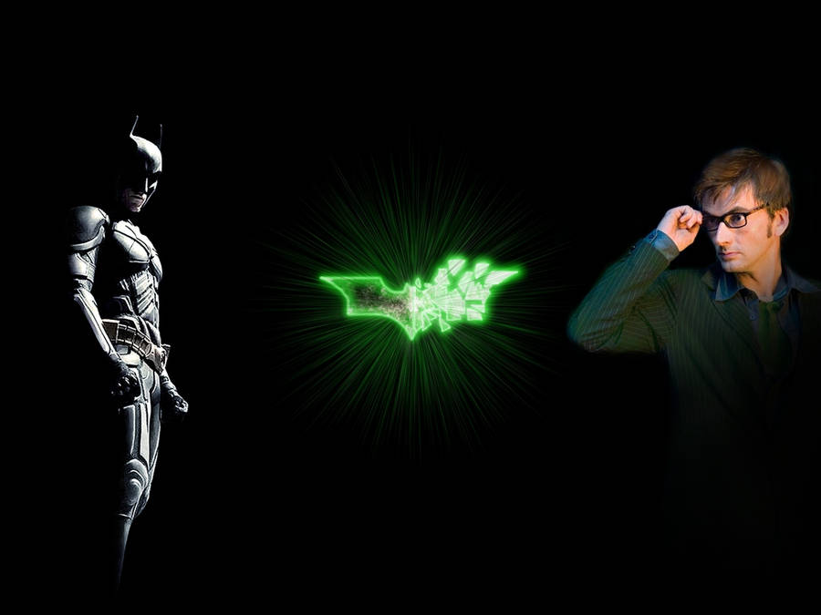 Caped Crusader Wallpaper by Darthkoolguy