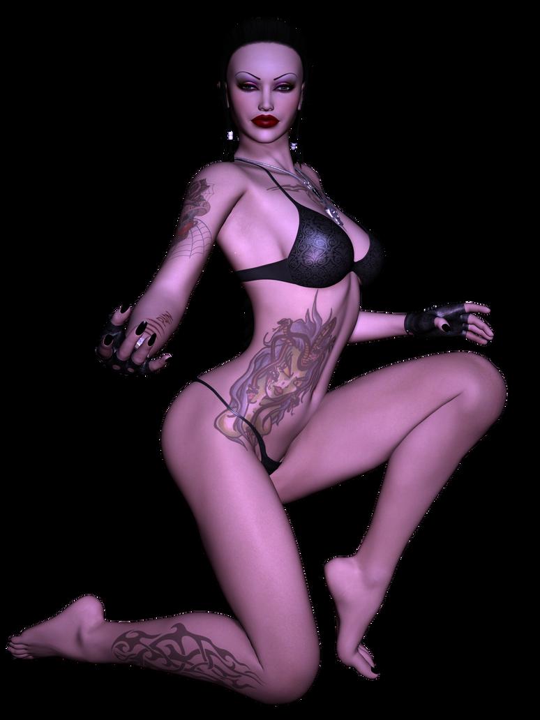 Tattoo - Stock by RazielKanos