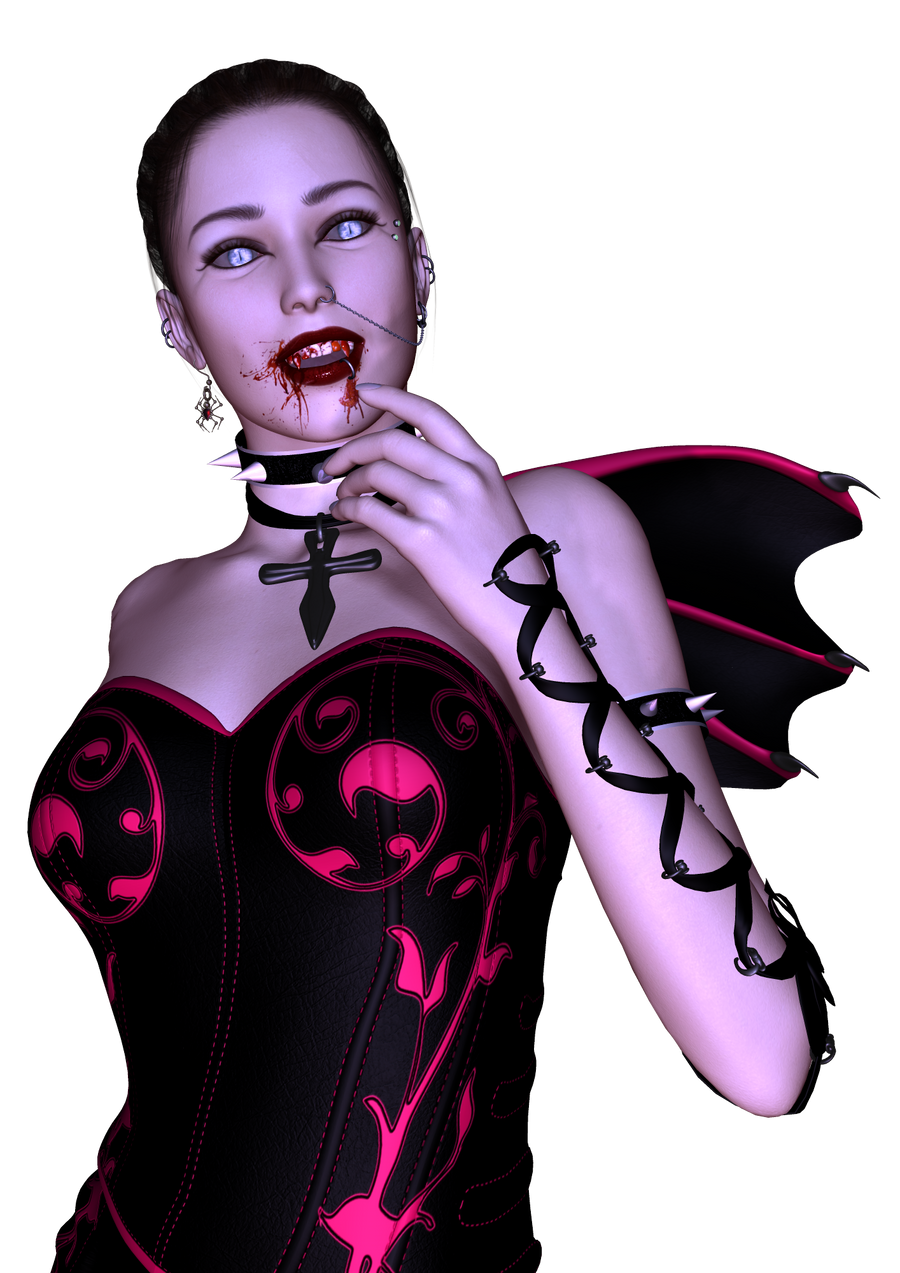 Vampy - Stock by RazielKanos