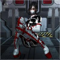 Fetish Nurse 4 - for Cemex by RazielKanos