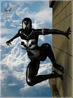 Spidergirl by RazielKanos