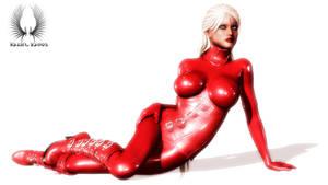 Red Queen - Wallpaper