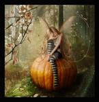Pumpkin Fae by Adaae