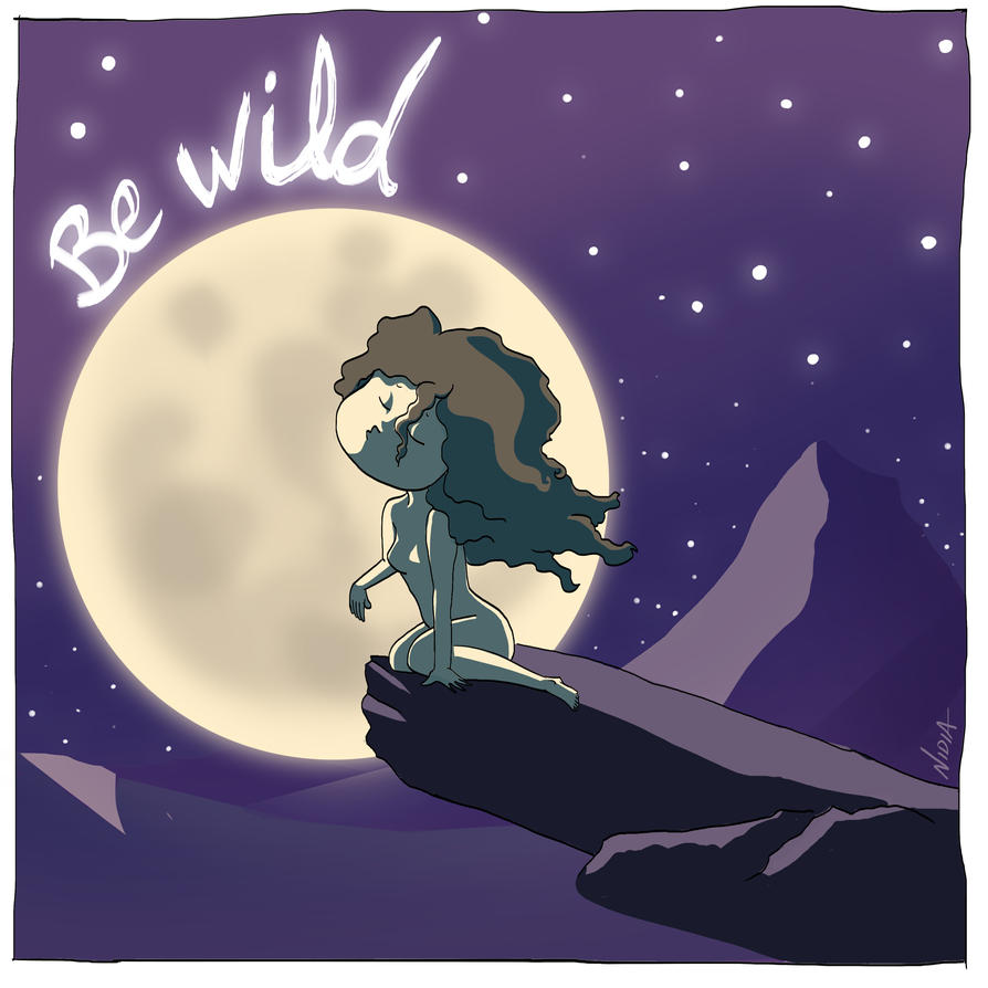 Be Wild by NidiaConene