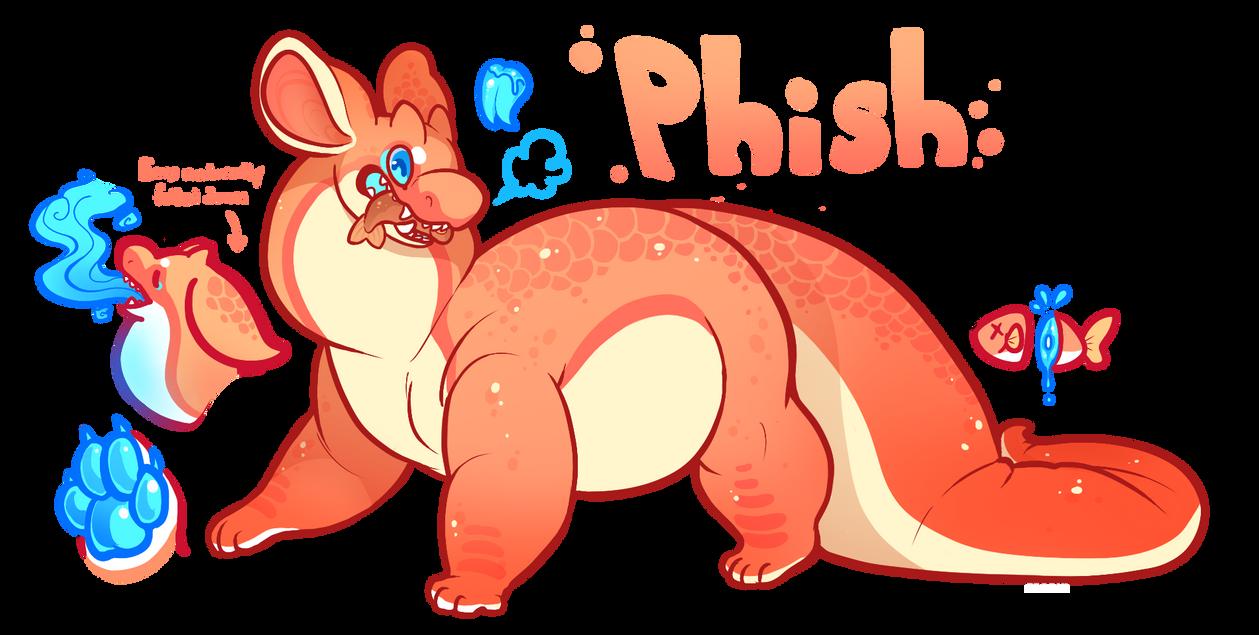 Phish by Skelefrog