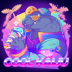 cool kaiju