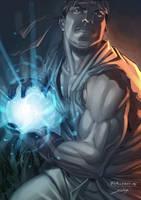 Ryu Collab by erickenji