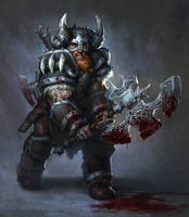 Viking by erickenji