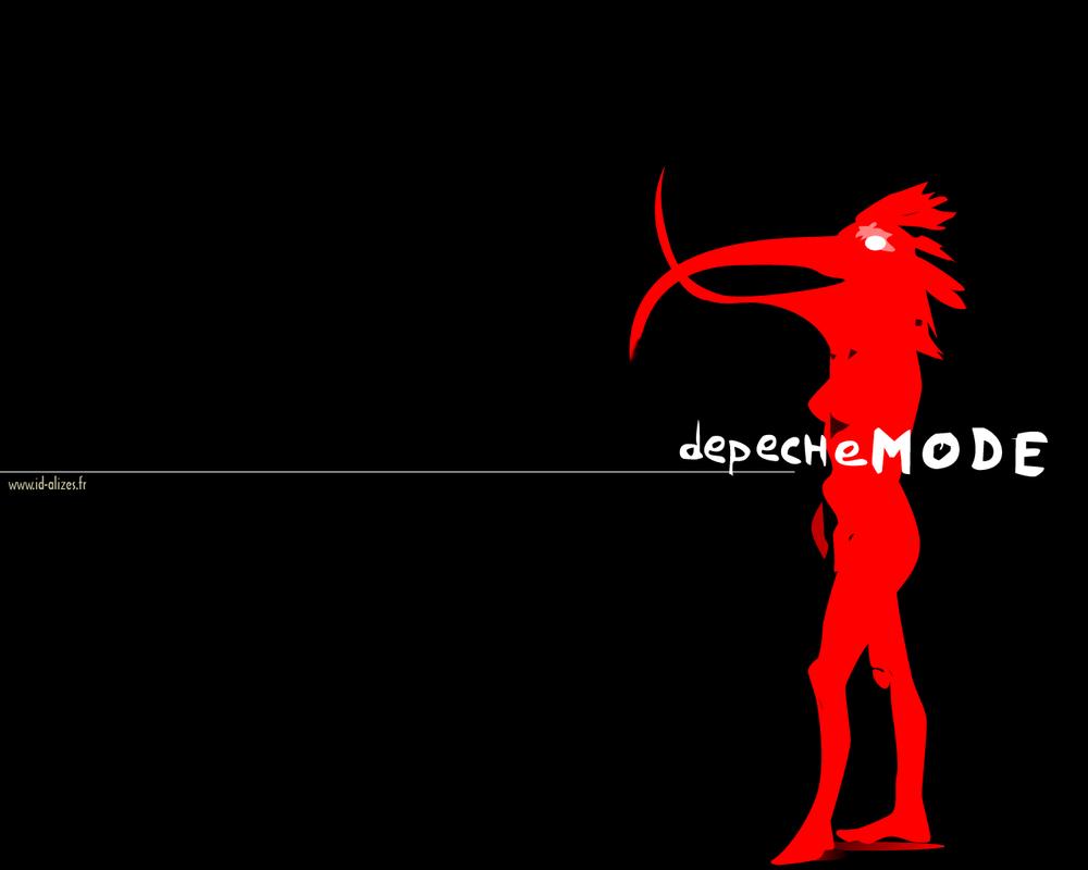 Depeche Mode Walking In My Shoes