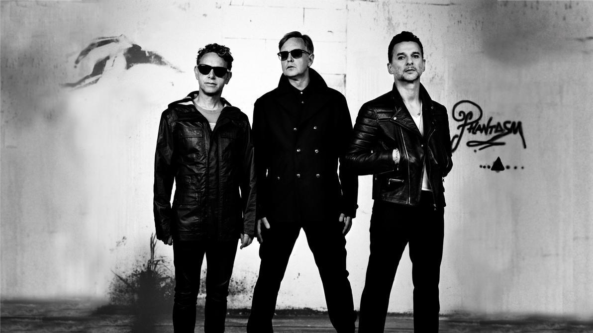 Depeche Mode Try Walking In My Shoes