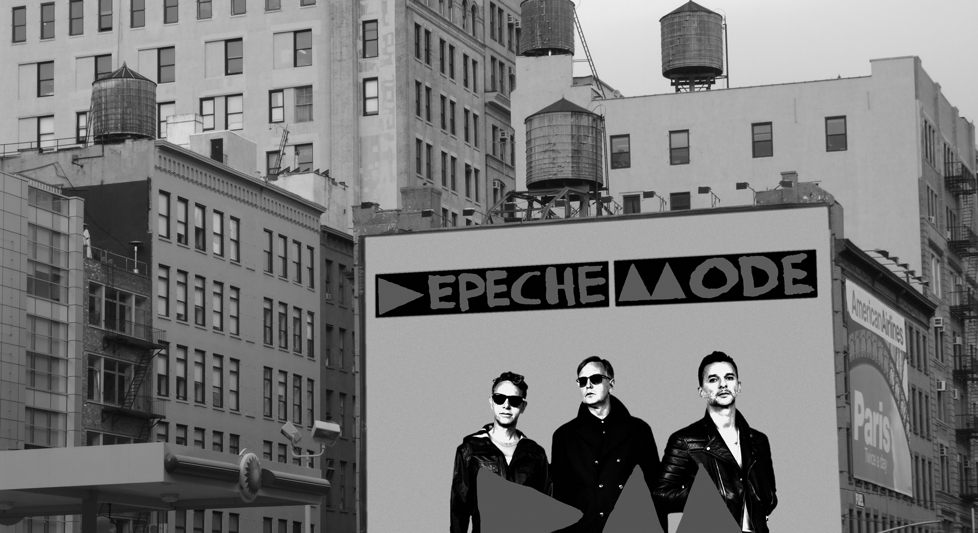 depeche mode new york water tower by idalizes on deviantart. Black Bedroom Furniture Sets. Home Design Ideas